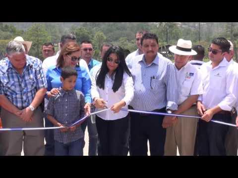 Gobierno a través de SAG/EMPRENDESUR inaugura 18 kilómetros de carretera terciaria