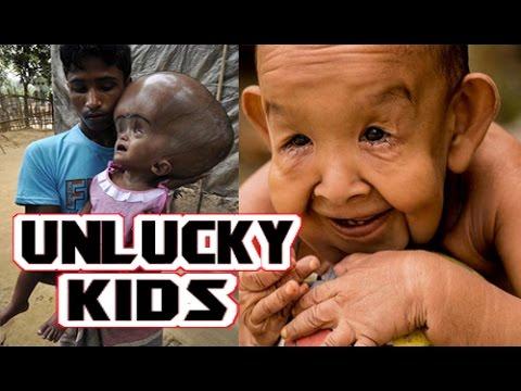 Unlucky kid kustomers