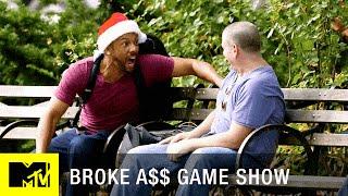 Broke A$$ Game Show (Season 2) | 'Christmas Scaroling' Official Sneak Peek | MTV