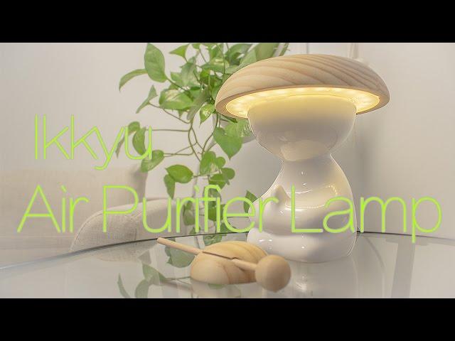 Ikkyu Design Wireless Control Air Purifier Lamp 48 51