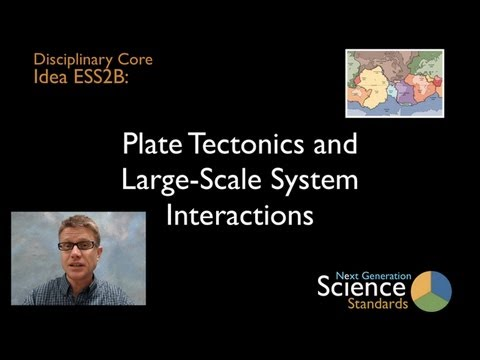 ESS2B - Plate Tectonics and Large-Scale System Interactions