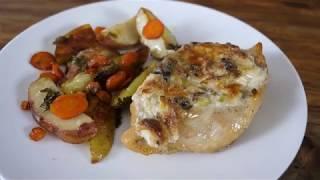 Вот, так нужно готовить курицу! Удивительный рецепт, который сделает ужин незабываемым!