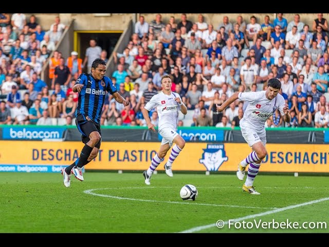 2012-2013 - Club Brugge - Beerschot AC - GOAL Carlos Bacca