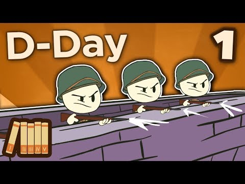 D-Day - The Great Crusade - Extra History - #1