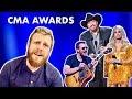 REALLY?! Garth Brooks beats Eric Church and Carrie Underwood?! | CMA Awards 2019 Recap