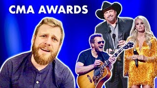 Download REALLY?! Garth Brooks beats Eric Church and Carrie Underwood?! | CMA Awards 2019 Recap Mp3 and Videos
