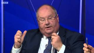 Question Time in Clacton-on-Sea - 10/10/2014