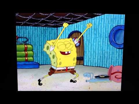 Spongebob sings Moment 4 Life - Nicki Minaj