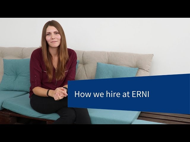 How do we hire | ERNI | Swiss Software Engineering