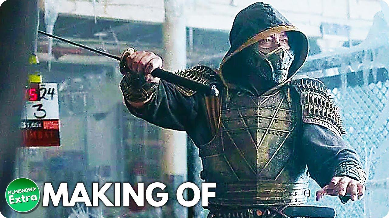 MORTAL KOMBAT (2021) | Behind the Scenes of MMA Video Game based Movie