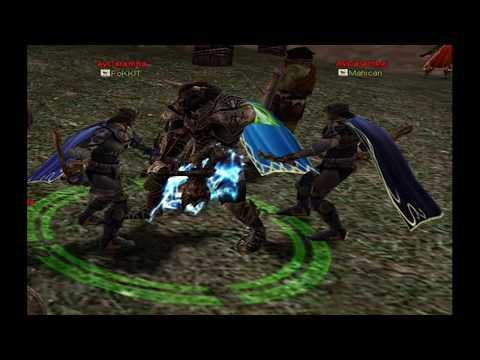Old Mahican and Co pk Knight Online Beramus