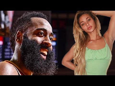 James Harden Spotted PARTYING With Odell Beckham Jr's SMOKIN Hot IG Bae Lolo Wood!