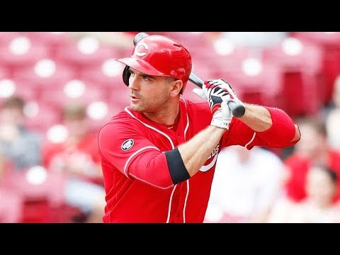 Joey Votto Ultimate 2017 Highlights