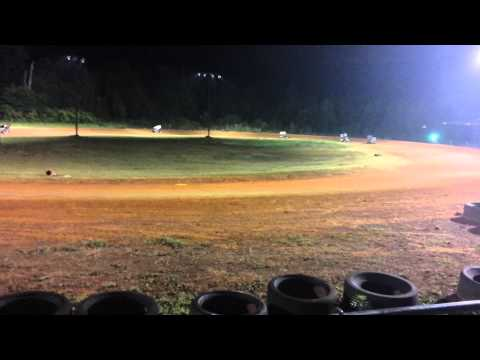 Brett Osborn 6-6-15 feature race at I-20 Speedway