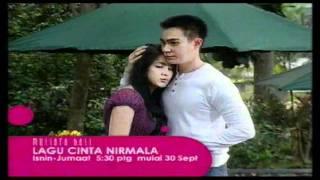 Promo Lagu Cinta Nirmala (Mutiara Hati) @ Tv9! (bermula 30/9/2011)