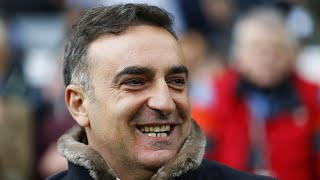 Carlos Carvalhal best Swansea quotes: 'Sardines can become sea bass'– video