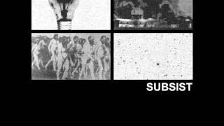 Subsist - Subsist CS [2014]