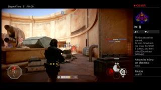 Star Wars Battlefront II BigTGerab's Live PS4 Broadcast thumbnail