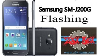 [GUIDE] How To Flash Samsung J2 SM-J200G || Z3X Samsung Tool PRO V27.7 [J200G]