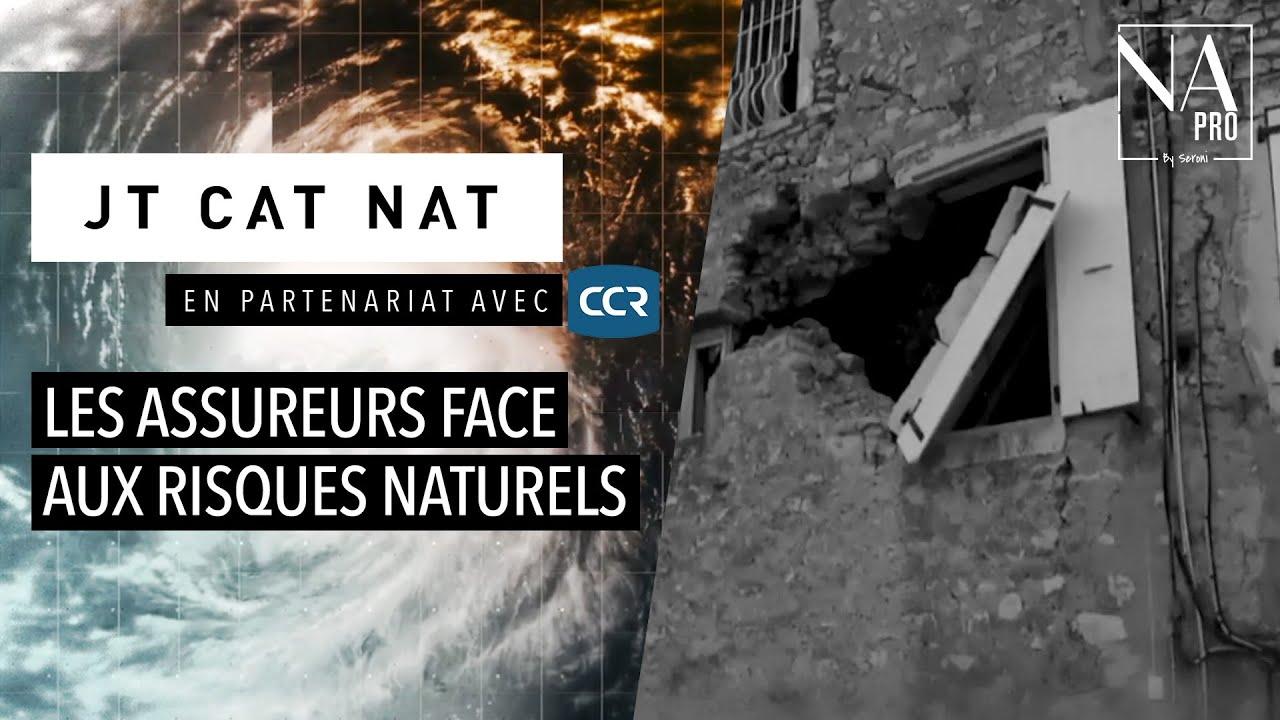JT CAT NAT : Les assureurs face aux risques naturels