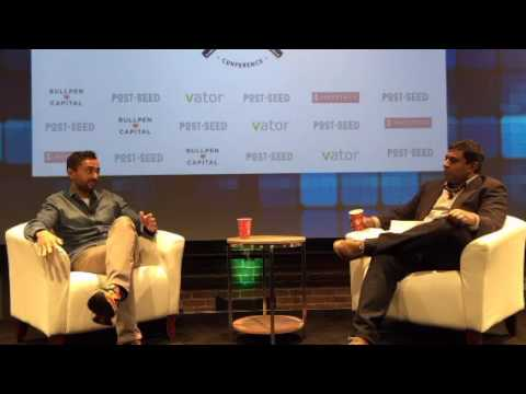 Chamath Palihapitiya with Semil Shah @ Post Seed 2016