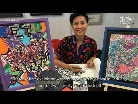 Nazurah Usop's Creative Journey | Voices In Brunei