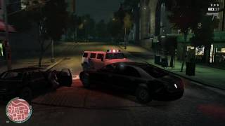GTA IV (HD GAMEPLAY) - Night Time (MAX SETTINGS)