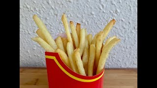 how to make mcdonalds fries