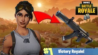 FORTNITE GETTING WINS WITH SUBS ON PS4 & XB1! (FORTNITE WINS)