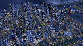 "SimCity Строим заново "" Азаска Сити """