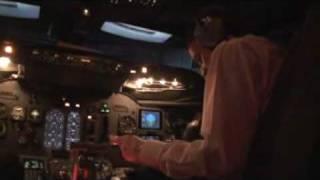 737 Cockpit Video: Airline Pilot Training Simulator PART 1