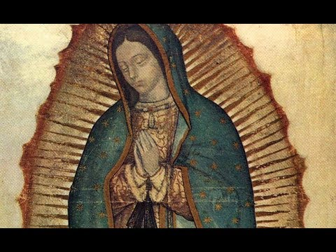 Saint of the day 'Our Lady of Guadalupe' 12 12