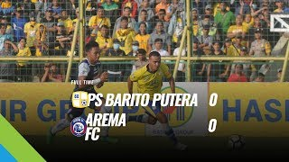 Download Video [Pekan 15] Cuplikan Pertandingan PS Barito Putera vs Arema FC, 11 Juli 2018 MP3 3GP MP4