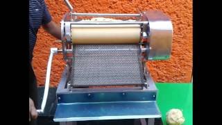Maquina Para Tlayudas Manual (CR-16 Especial) - Grupo Tortimax