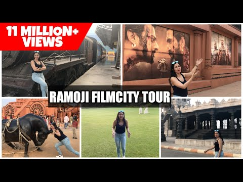 Ramoji Filmcity | A must visit attraction in Hyderabad