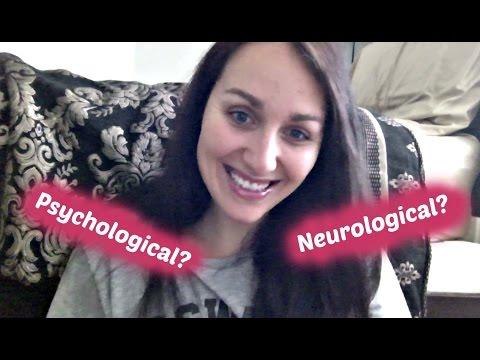 Is STUTTERING psychological or neurological?