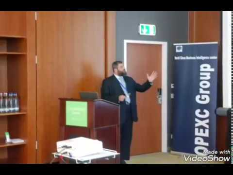 Ahmed Said Kotb - Berlin - Feb 2017,  2nd Annual GlobalForum on Maintenance and Asset Management
