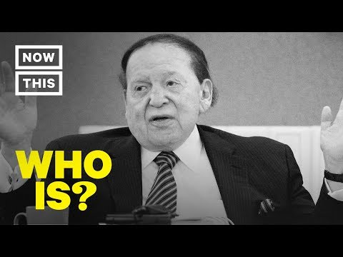 Who is Sheldon Adelson? Casino Magnate & GOP Mega-Donor | NowThis