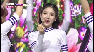 Show Champion EP.285 LOONA - Hi high