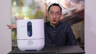 Boneco U200 Humidifier Review #ChristmasPresent