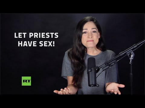 RT America: Priest has threesome on altar with two dominatrixes