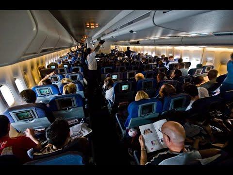 المسافرون المرضى يُعدون فقط من يجلسون بجوارهم بالطائرات  - نشر قبل 2 ساعة