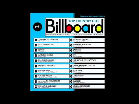 Billboard Top Country Hits  1983