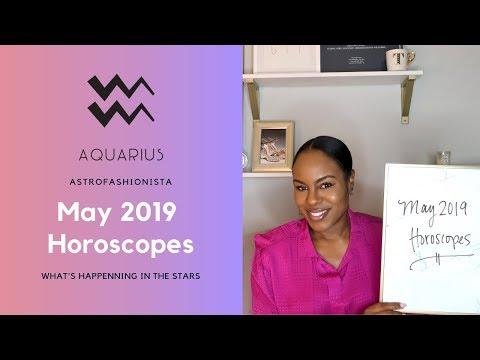 Aquarius May 2019 Horoscope