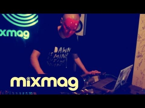 Redshape live techno set in Mixmag's  Lab