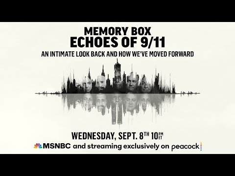 Memory Box: Echoes of 9/11   Official Trailer