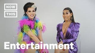 Gia Gunn vs Manila Luzon – Guess That Queen (Round 2) | NowThis Entertainment