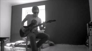 Karl-Erik Taukar - Vastupandamatu guitar cover.