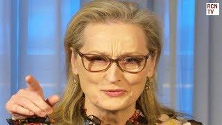 Meryl Streep On The Important Power Of Good Journalism