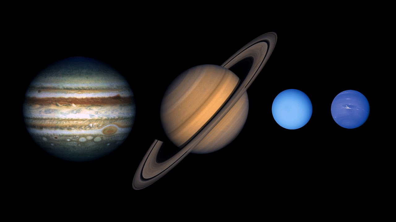 1 10 2014 The Outer Planets HD - YouTube